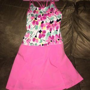Kids colorful dress
